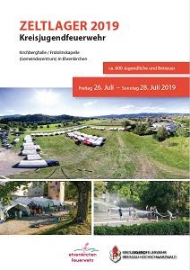 Symbolbild Infobroschüre Zeltlager 2019