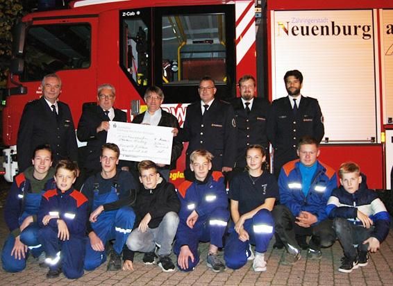 JF Neuenburg: Kinder helfen Kindern
